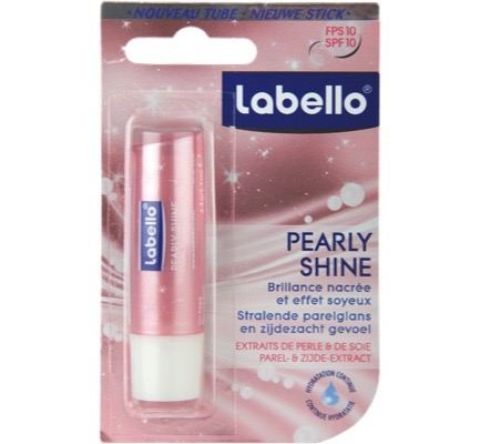 Pearl & shine blister