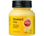 Vitamine C 70 mg citroen