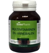 Multivitaminen/mineralen wholefood