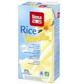Rice drink vanilla bio