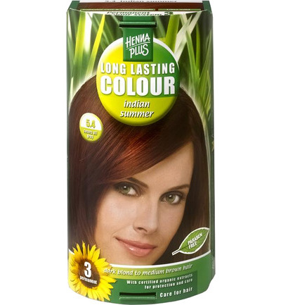 Long lasting colour 5.4 indian summer