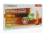 Royal Jelly boost (7 + 3) 15 ml per ampul