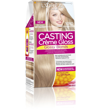 Casting creme gloss 1010 White chocolate