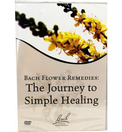 The journey to simple healing DVD