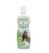 Tea tree & aloe shampoo