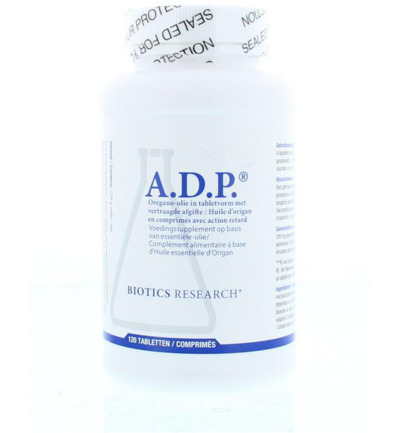 ADP oregano emulsie time released