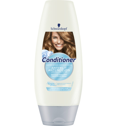Conditioner anti-klit
