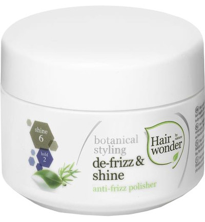 Botanical styling de frizz & shine