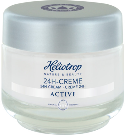 Active creme pot 24 uur