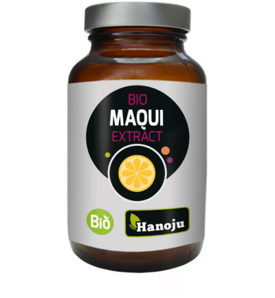 Bio maqui extract pet flacon