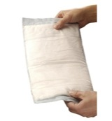 Absorberend verband 10 x 10