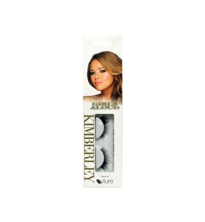Girls aloud lash Kimberly