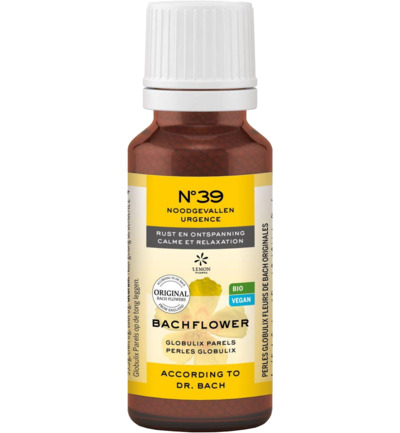Bach bloesems spray dag nr 39