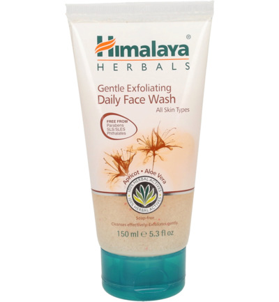Herbals gentle exfoliating daily facewash
