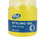 Styling haargel super strong