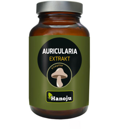 Auricularia paddenstoel extract