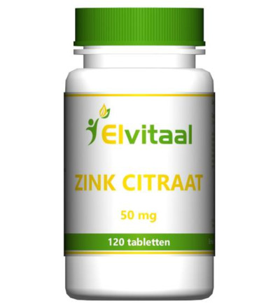 Zink citraat 50 mg