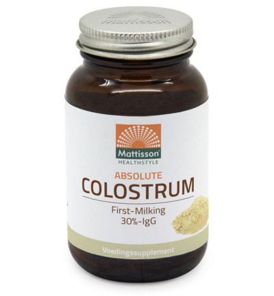Absolute colostrum first-milking 30%-IgG