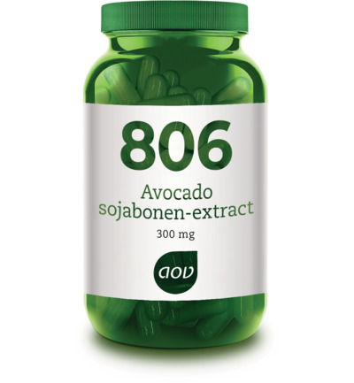 806 Avocado sojabonen extract
