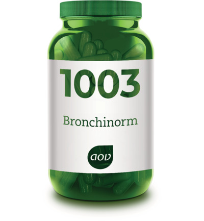 1003 Bronchinorm (bronchicomplex)