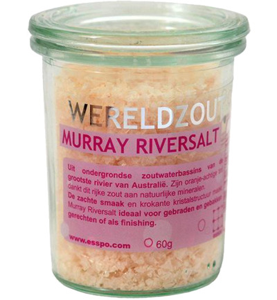 Wereldzouten Murray Riversalt 60g