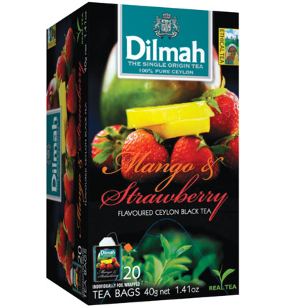 Mango strawberry