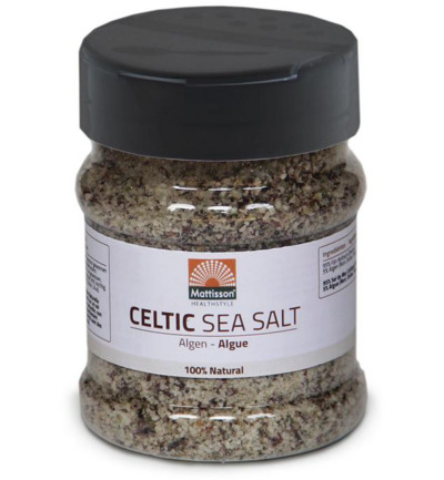 Keltisch zeezout celtic sea salt algen