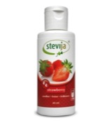 Stevia limonadesiroop strawberry