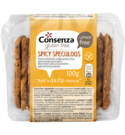 Spicy speculoos speculaasjes