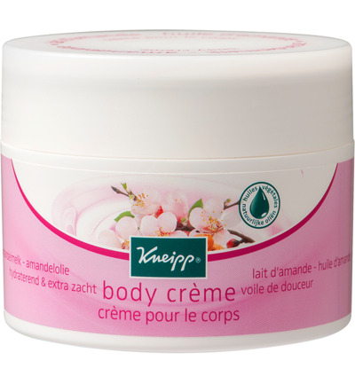 Kneipp Body Creme Amandelmelk Olie 200ml