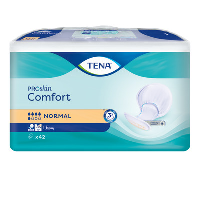 Comfort breathable normal