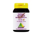 Panax ginseng extract & royal jelly 700 mg