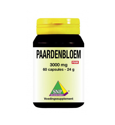 Paardenbloem extra forte 3000 mg puur