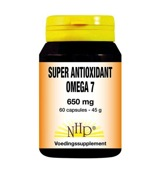 Super antioxidant omega 7 650 mg