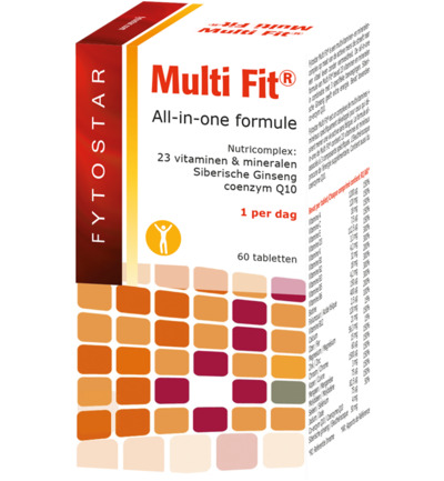 Multi fit multivitamine