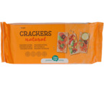 Crackers naturel bio