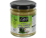 Curry paste thai green bio