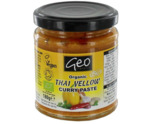 Curry paste thai yellow bio