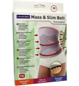 Mass & slim toermaline belt M