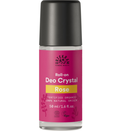 Deodorant crystal roll on rozen
