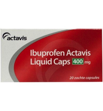 Ibuprofen liquid 400 mg
