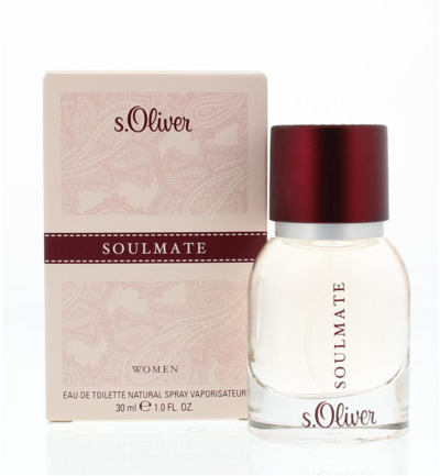 Woman soulmate eau de toilette spray