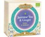 Tea within & without jasmine tea & ginger
