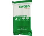 Swash washandje gold parfumvrij