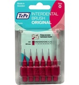 Interdentale rager 0.4 mm roze