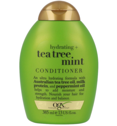 Conditioner hydrating tea tree mint