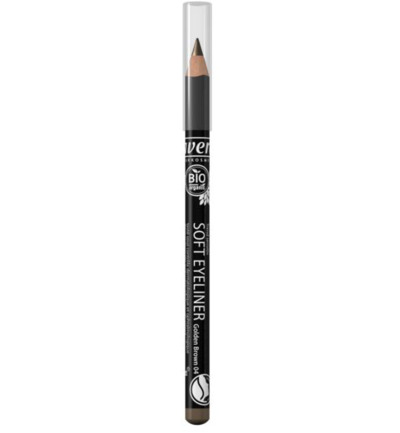 Oogpotlood/eyeliner soft gold BR04