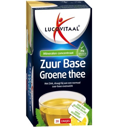 Zuurbase thee