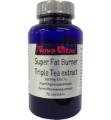 Super fat burner 150 mg EGCG