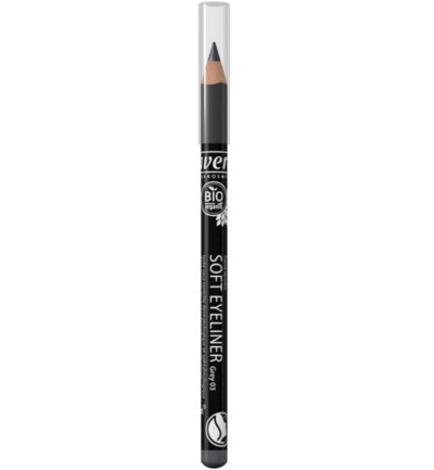 Oogpotlood/eyeliner soft grey 03